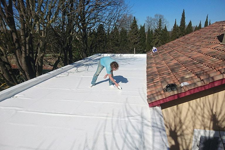 Extension terrasse et piscine à Aix-en-Provence