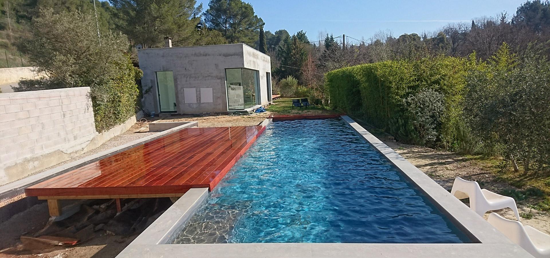Système de filtration piscine