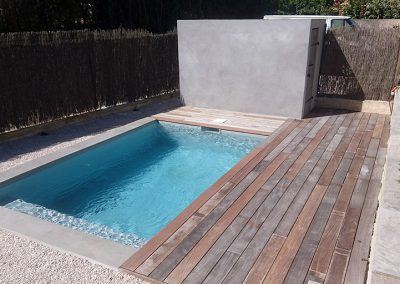 Nos r alisations rc entreprise for Construction piscine 59