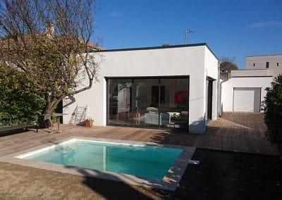 Construction de piscine à Aix-en-Provence