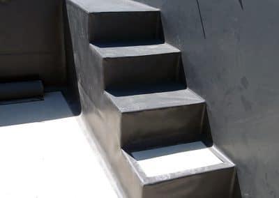 Recouvrement d'escaliers